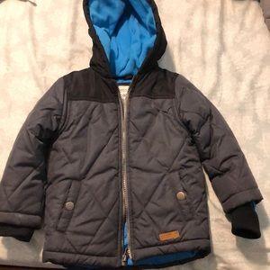 Carters winter coat 5t